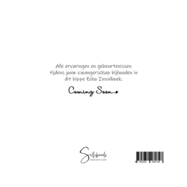 Mijn Echo Invulboek - Hardcover Wire-O (Zwart/Wit)