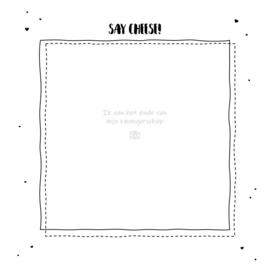 Mijn 9 maanden dagboek - Hardcover Wire-O (Oud Roze)