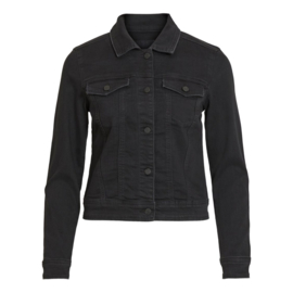 OBJECT SPIJKERJACK ' BLACK DENIM'