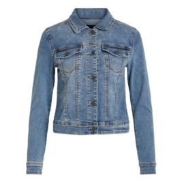 OBJECT SPIJKERJACK ' MEDIUM BLUE DENIM'