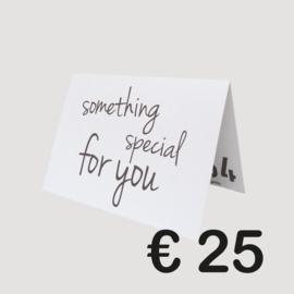 BLEND54 CADEAUBON '25 EURO'