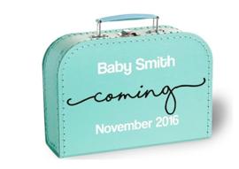 Aankondiging zwangerschap | Baby coming