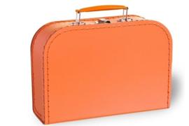 Koffertje oranje
