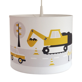Lamp babykamer design