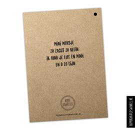 Kraambezoekboek | 50 kaarten