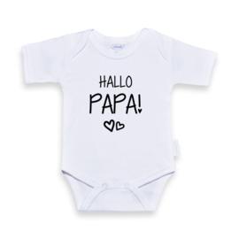 Hallo papa! | Rompertje aankondiging zwangerschap