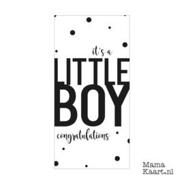It's a Little Boy