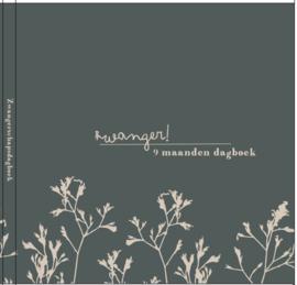 Zwangerschapsdagboek | linnen cover
