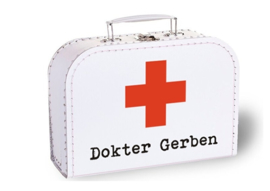Koffertje met naam | Dokterskoffertje