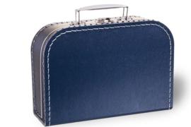 Koffertje blauw