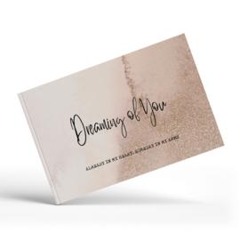 Fertiliteitsdagboek | invulboek luxe