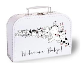 Cadeautje aankondiging zwangerschap | Welcome baby!