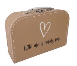 Cadeautje aankondiging zwangerschap | Little one...