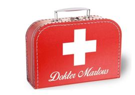 Dokterskoffertje met naam