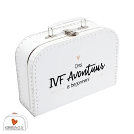 Bewaardoos IVF - Ons IVF avontuur is begonnen