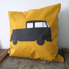 Kussen Okergeel | Bussen