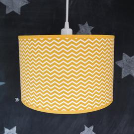 Lamp babykamer okergeel | Zigzag