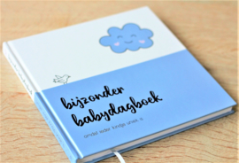 Bijzonder Babydagboek