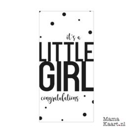 It's a Little Girl