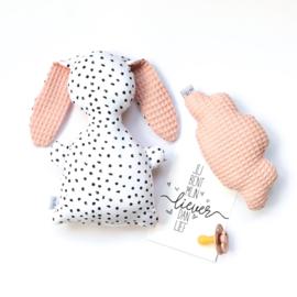 Rammelaar roze | konijn