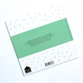 Kinderwens dagboek + mijlpaalkaarten kinderwens   Set