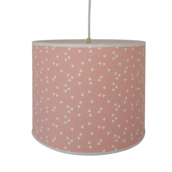 Lamp babykamer roze