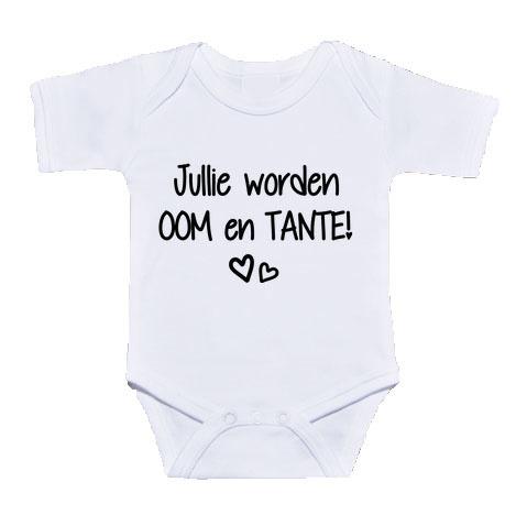Jullie worden oom en tante! | Rompertje
