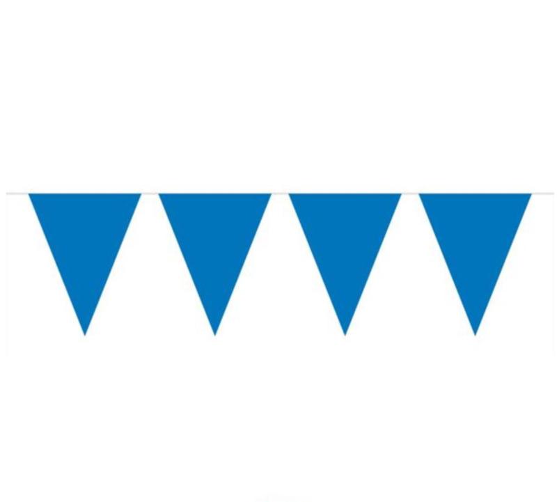 Babyshower   minislinger   blauw