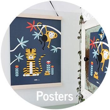 Poster kinderkamer