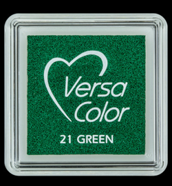 VersaColor mini Inkpad-Green