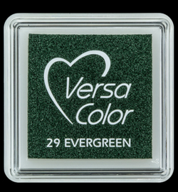 VersaColor mini Inkpad-Evergreen