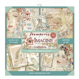 magine 12x12 Inch Maxi Paper Pack