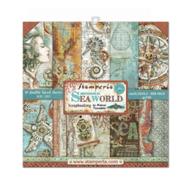 Sea World 8x8 Inch Paper Pack