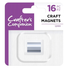 Craft Magnets (12mm) (16PC)