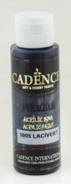 Premium acrylverf (semi mat) Donkerblauw