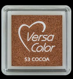VersaColor mini Inkpad-Cocoa
