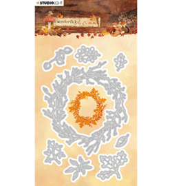 Cutting & Embossing Die Wonderful Autumn, nr.312