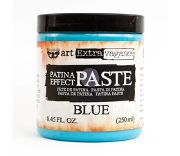 Finnabair Art Extravagance Patina Paste Blue