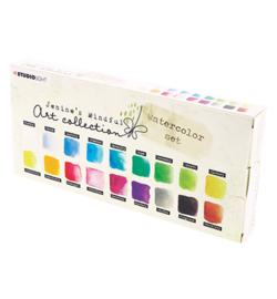 Aquarelset Watercolor Jenine's Mindful Art 2.0 nr.01