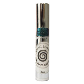 Cosmic Shimmer Opal Blaze Touch Tip Teal Raspberry 8ml