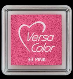VersaColor mini Inkpad-Pink