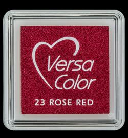VersaColor mini Inkpad-Rose Red