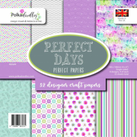 Perfect Days 6x6 Inch Paper Pack