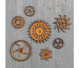 Finnabair Mechanicals Rusty Gears