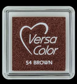 VersaColor mini Inkpad-Brown