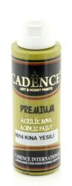 Premium acrylverf (semi mat) Henna groen