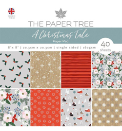 A Christmas Tale Paper Pad