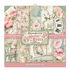 House of Roses 12x12 Inch Paper Pack