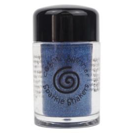 Cosmic Shimmer sparkle shaker imperial blue