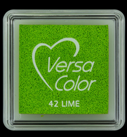 VersaColor mini Inkpad-Lime